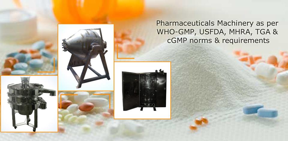 Pharma Machines Export