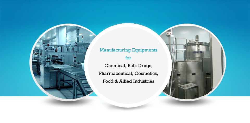 suppliers of pharmaceutical machines